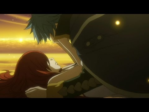 FairyTail Episode 154 - Just Enough Time To Past Each Other