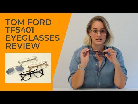 Tom Ford FT5401 Eyeglasses Review - Product Spotlight 2020