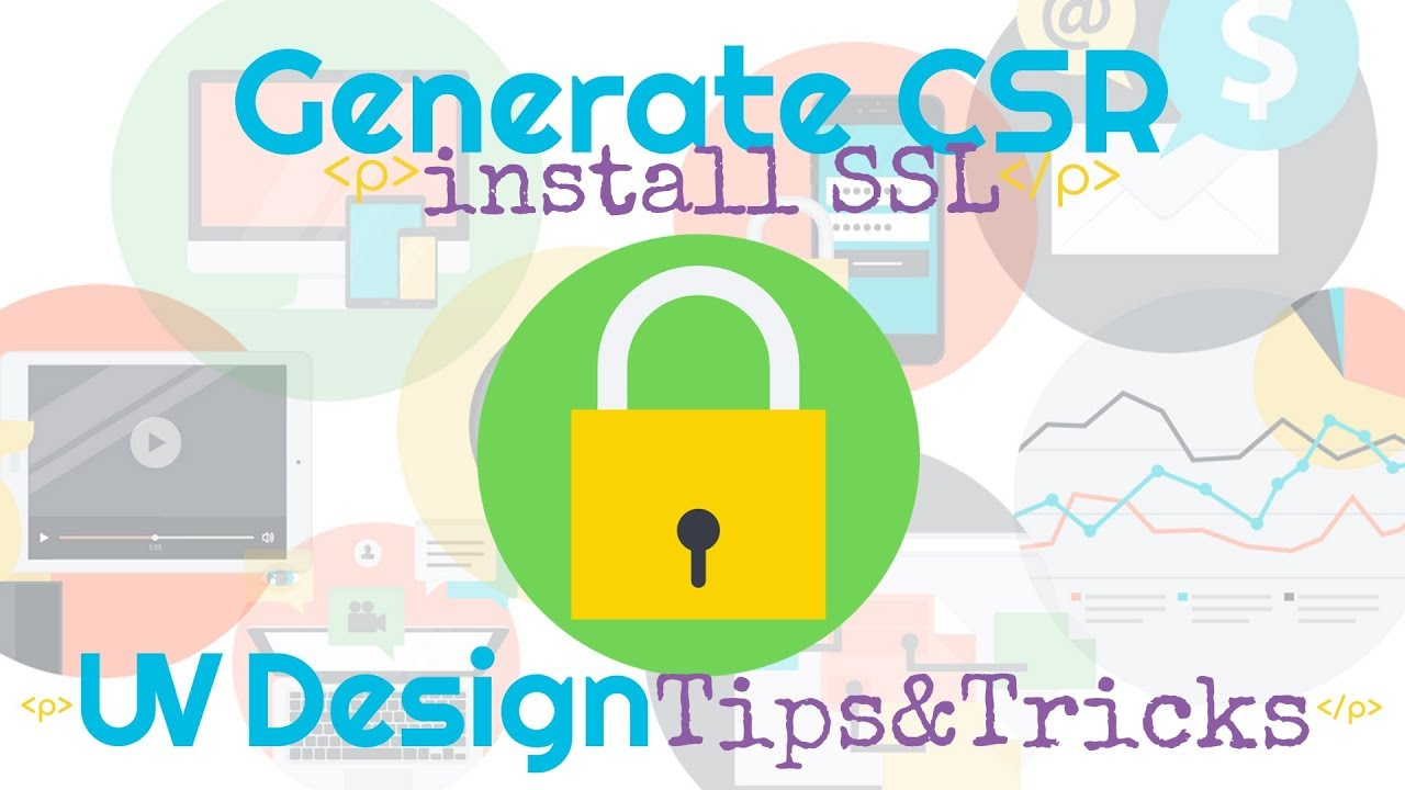 Easily Create A Csr And Install Ssl On A Apachelinux Server Youtube