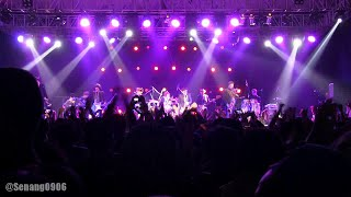 Tokyo Ska Paradise Orchestra performed in Java Sounds Fair at JCC (...