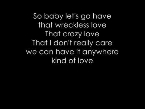 Wreckless Love - Alicia Keys [LYRICS]