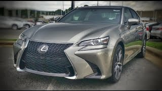 2017 Lexus GS 350 F Sport Review And In Depth Tutorial