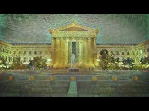 Dreamscapes of the Philadelphia Museum of Art