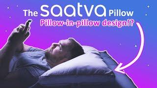 saatva pillow review microfiber and latex pillow a winning combination