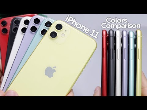 IPhone 11: All Colors In-Depth Comparison! Which Is Best?