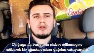 Osman Bostanci - Nur suresi 35 (türkce altyazi)