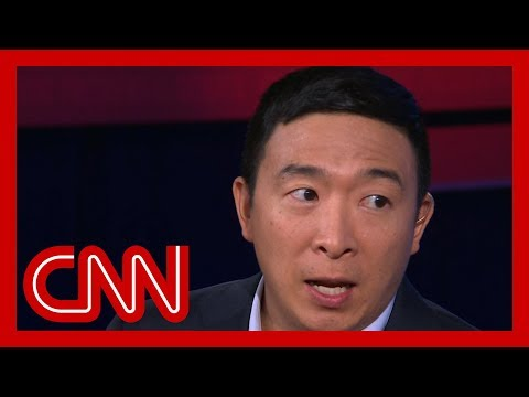 CNN: Andrew Yang talks about what he calls 'the 4th industrial revolution'