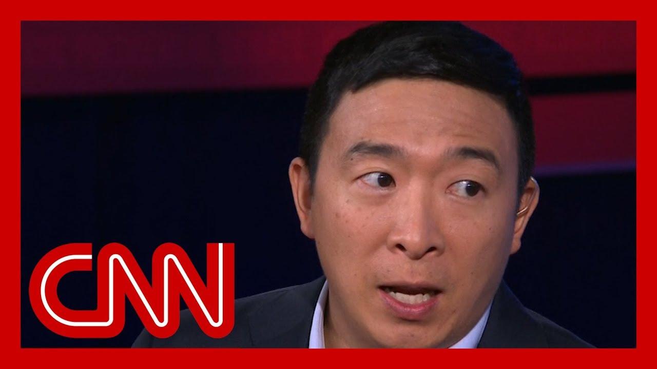 Andrew Yang ends 2020 presidential campaign - CNNPolitics