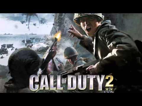 Call of duty 2 саундтреки