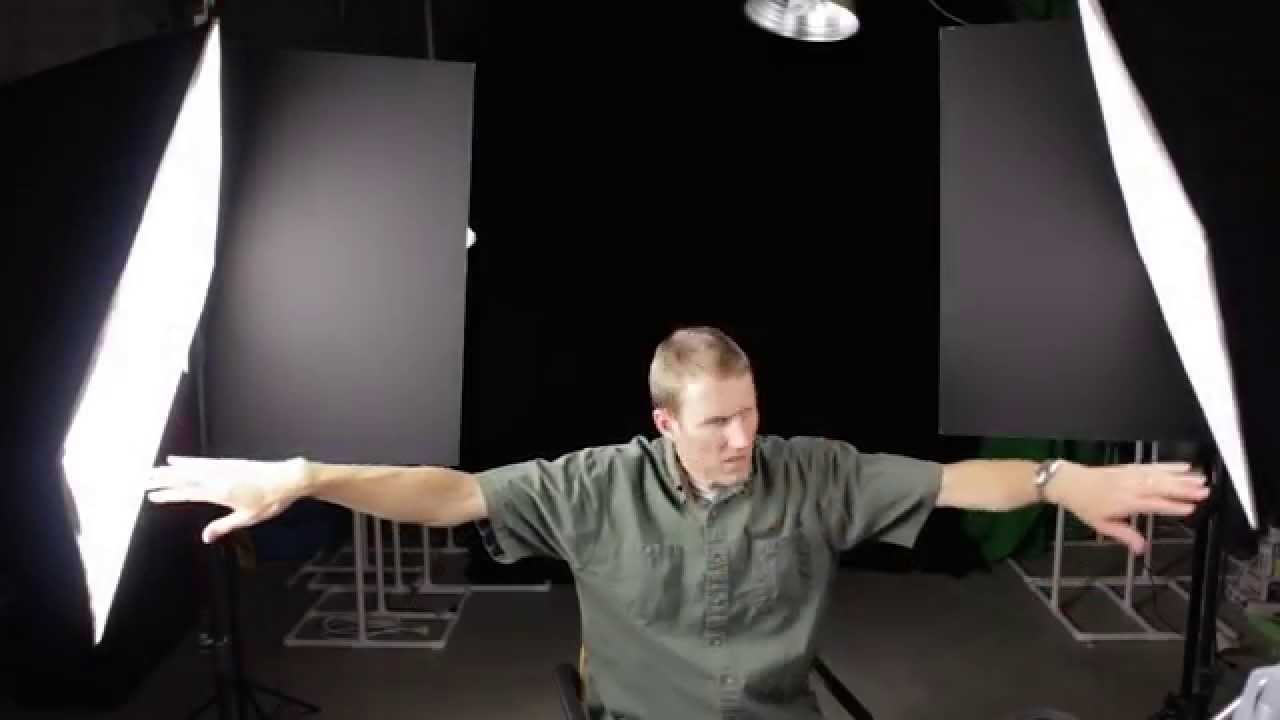 sc 1 st  YouTube & Cheap Video Lighting: Review of the ePhoto 4500W Softbox Kit - YouTube azcodes.com