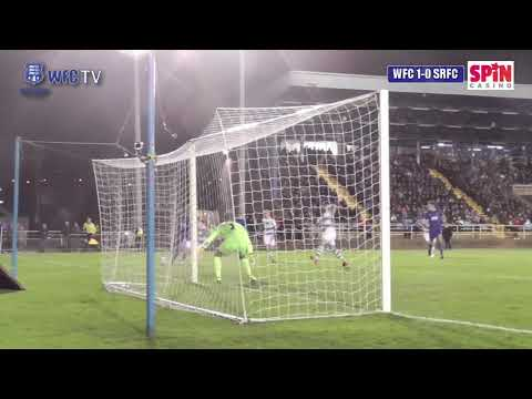 WATERFORD FC 1-2 SHAMROCK ROVERS - SSE AIRTRICITY LEAGUE - 15.2.19