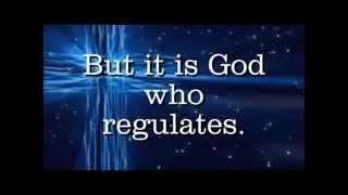 GOD, THE REGULATOR