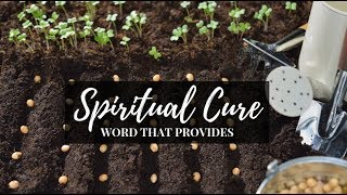 Spiritual Cure  -  Word That Provides