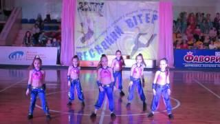 Танец  Блестящие