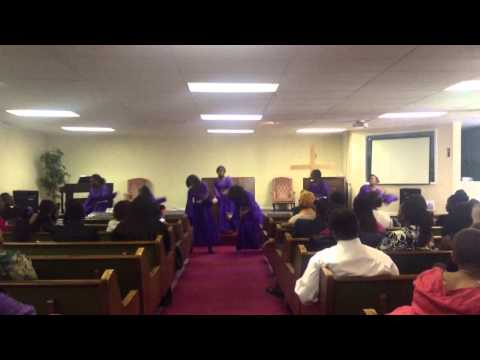 Destroy This Temple - Annointed Praise Signing Group