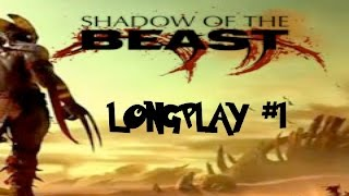 Shadow Of The Beast (Remake) - PS4 Longplay - Part 1
