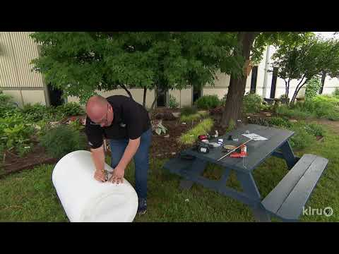 How to Make a Rain Barrel from Food Grade Drums  Daniel  Cunningham  Central Texas Gardener