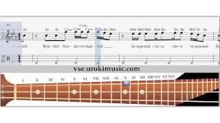 Как играть на балалайке Потап и Настя Бумдиггибай самоучитель уроки обучение ноты школа курсы