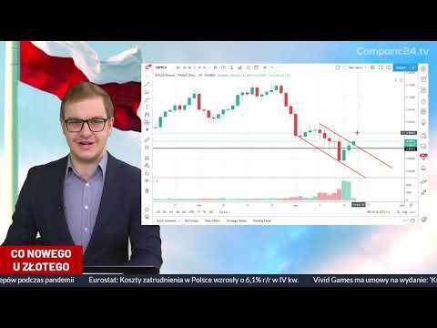 Kurs USD Silnie W Górę! | Kurs Dolara, Franka, Funta I Euro | Co Nowego U Złotego? [18.03]