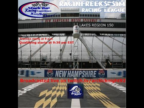 RacinFreeks at New Hampshire