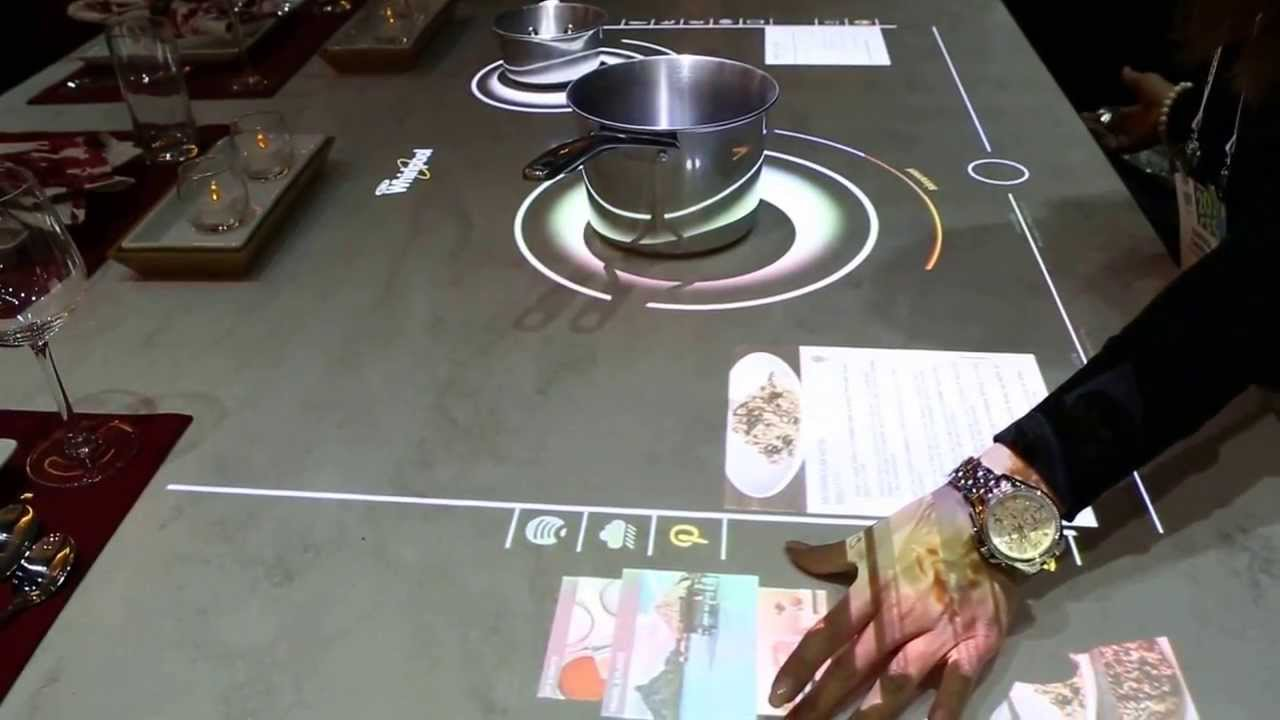 Whirlpool Countertop Stove Parts : ... Kitchen Innovations Whirlpool 2020 Interactive Cooktop - YouTube