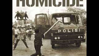 Homicide - Tera Angkara