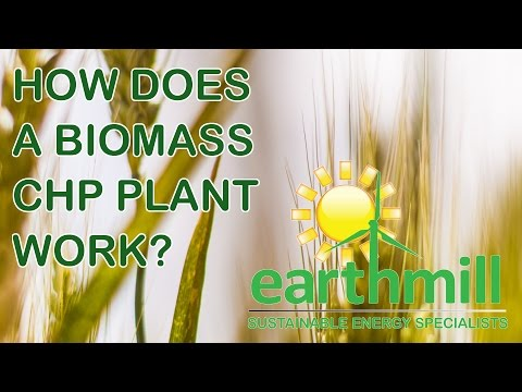 How Does Biom Chp Plant Work