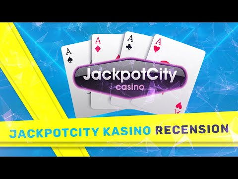 JackpotCity Сasino Online 【FULL recension & Slots 2021】 video preview
