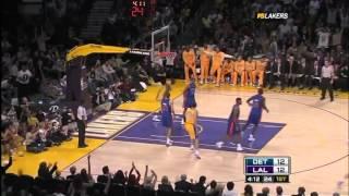 Kobe Bryant's Best Dunks of his Career