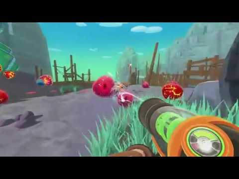 slime rancher PC Trailer