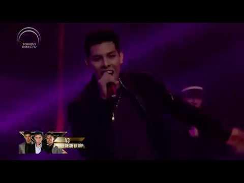Justin Timberlake - Cry Me A River - Trio V3 - Factor X Bolivia