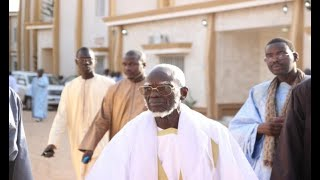 Prière vendredi à Touba et Massalikoul djinan
