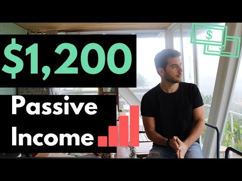 This 6 Month Old Website Makes $1,200 in Passive Income!