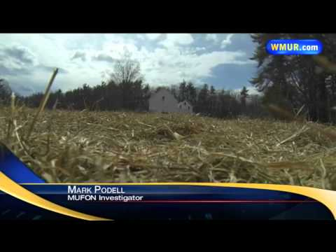 UFOs in New Hampshire