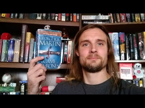 A Game Of Thrones By George R.R Martin - Book Review