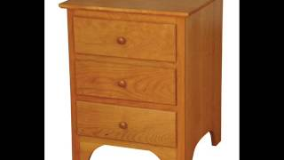 Shaker Bedroom Furniture | Verona Virginia | Downtown Fine Furniture Store