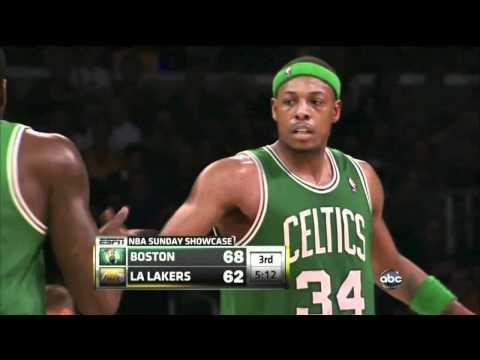 Celtics vs Lakers Rivalry