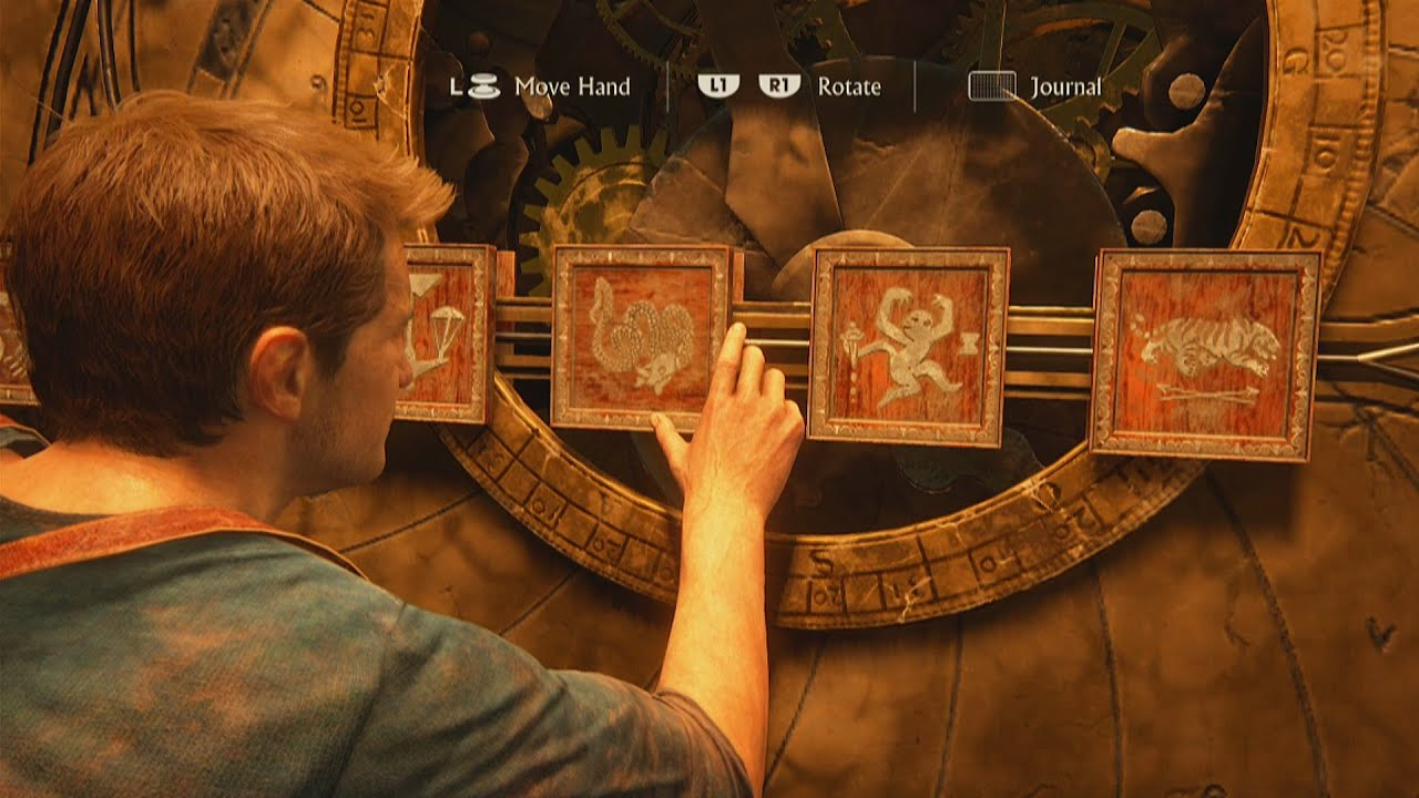 Uncharted 4 A Thiefs End Pirate Founders Sigils Star Pattern