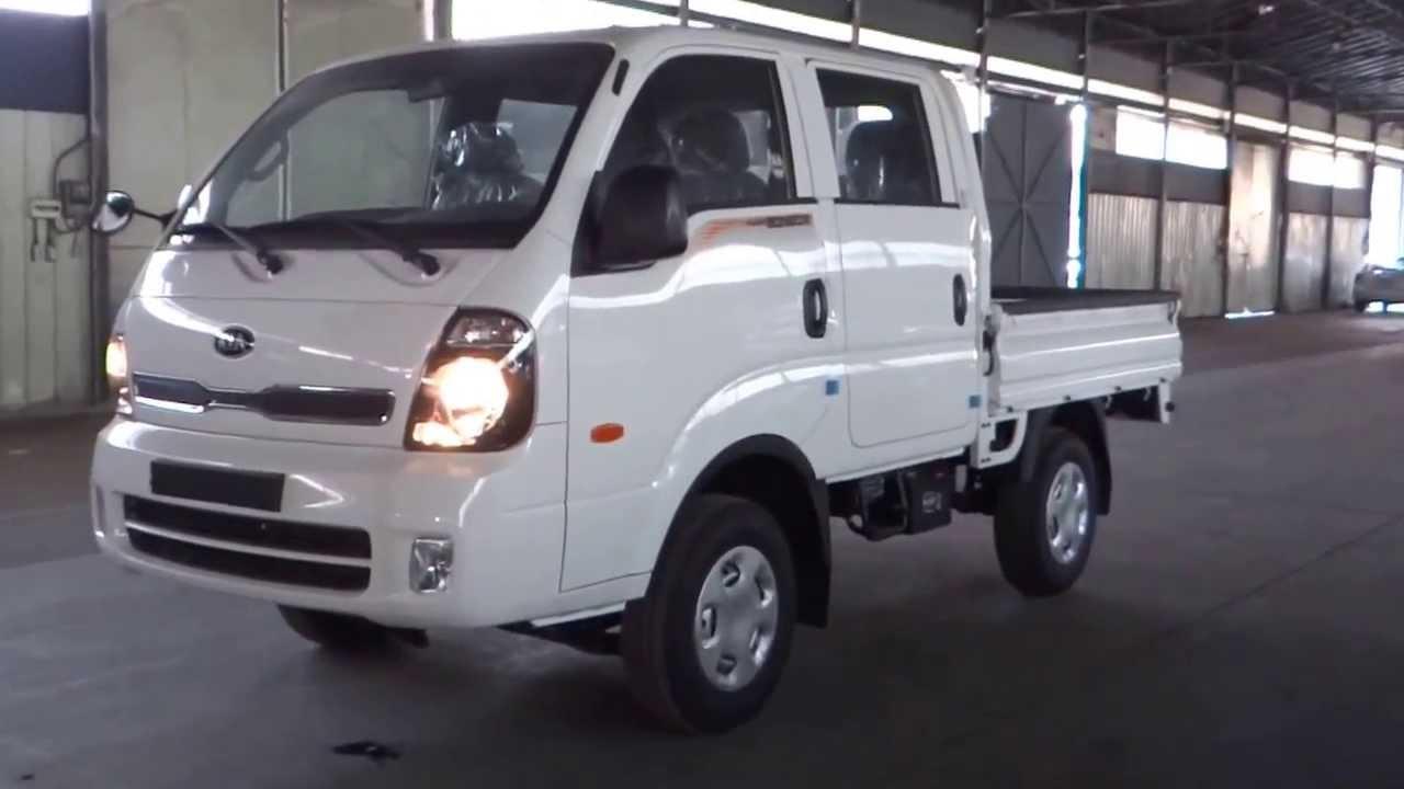 korean new truck kia bongo3 double 4wd carstar 001 youtube. Black Bedroom Furniture Sets. Home Design Ideas