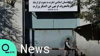Taliban Replace Ministry for Women With 'Virtue' Authorities in Kabul