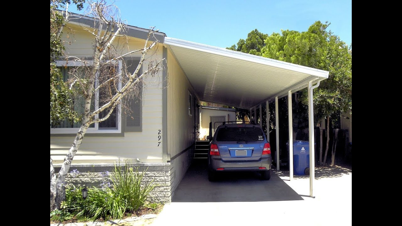 Must Look 24 Carport Ideas For Side Of House 2018 Youtube
