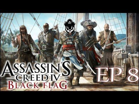 "Assassins Creed IV Black Flag Ep 8 ""The Spanish Galleon"""