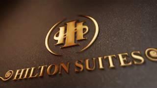 Hilton Suites room representation by Connective