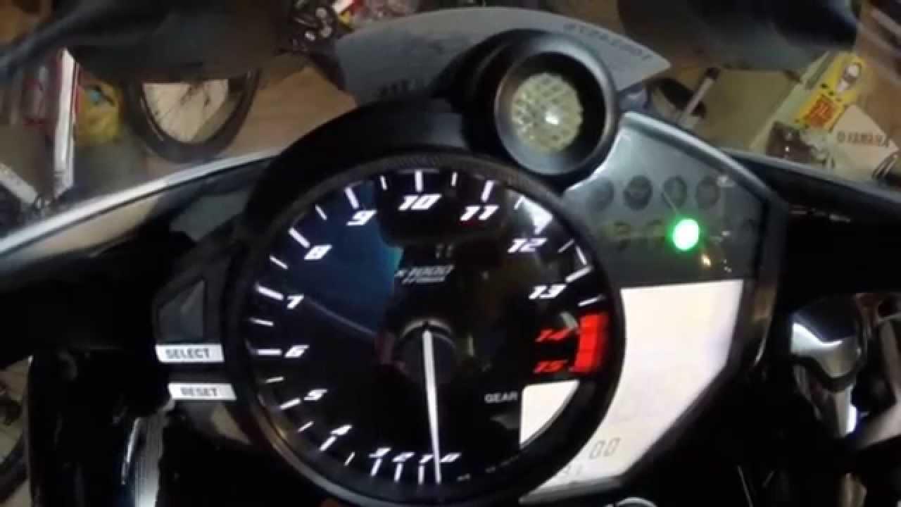 Yamaha R Ecu