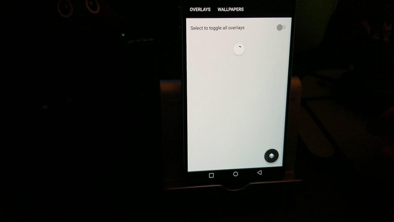 Alpha Substratum theme for LG V30, LG G6, LG G7 ThinqQ instructions