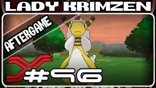 Pokemon X and Y Walkthrough Part 96 - Where To Find The Ampharosite