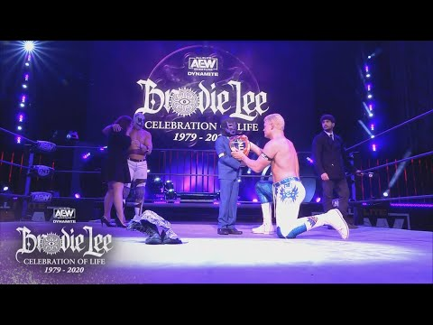 The Stunning Conclusion to an Amazing Tribute Show | AEW Brodie Lee Celebration of Life, 12/30/20