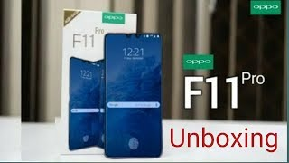 Oppo F11 Pro UNBOXING - First Look, Price, Release Date in India |gadgets 160|