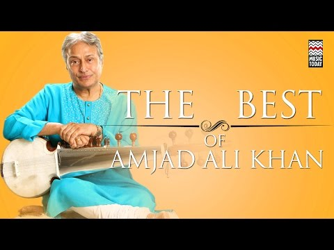The Best Of Amjad Ali Khan | Audio Jukebox | Vocal | Instrumental | Amjad Ali Khan