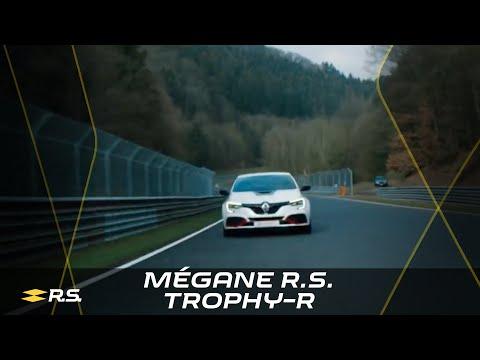 Renault Mégane R.S. Trophy-R - 7'40''100 sur le Nürburgring !